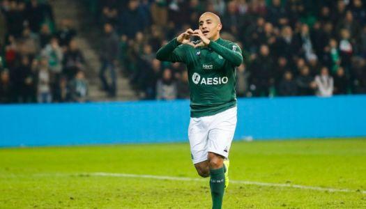 Saint-Etienne:Khazri prêt à bondir sur le podium