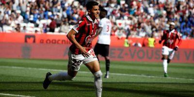 Youcef Atal, premier triplé en Ligue 1