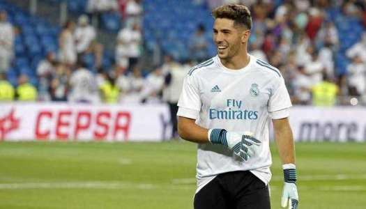 Real Madrid:  ZZ donne sa chance à Luca Zidane