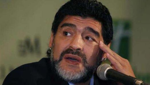 Dorados (Mexique):  Maradona s'en prend Trump