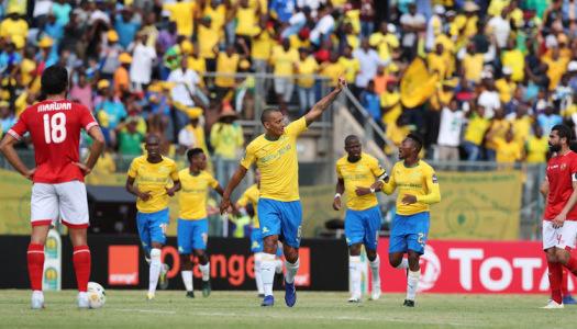 LDC Afrique  : Mamelodi   a coulé Al Ahly (5-0)