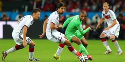 Mondial 2014: Allemagne - Algérie (2-1)