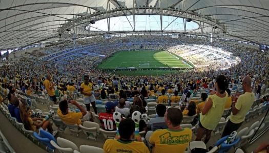 Amical : Brésil-Qatar au Maracana
