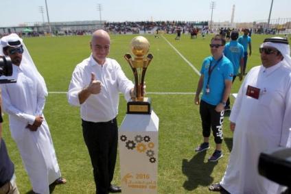 Gianni Infantino (FIFA)