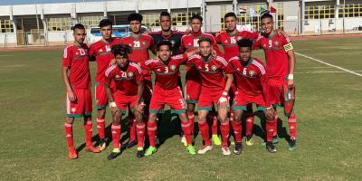 Maroc U18, champion d'Afrique du Nord 2019