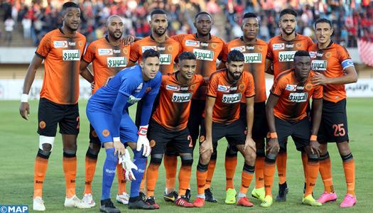 RS Berkane : frapper fort face au Zamalek à domicile