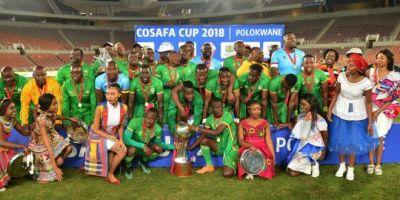 Le Zimbabwe vainqueur de la Cosafa Cup 2018
