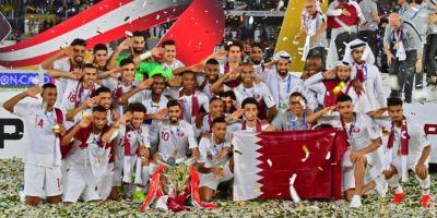 Qatar , champion d'Asie 2019