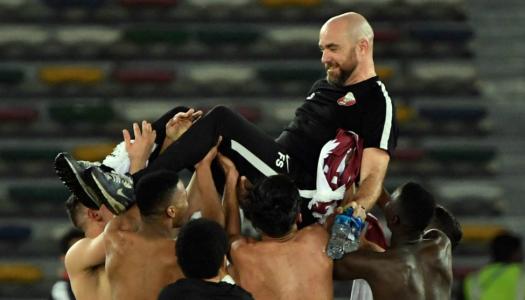 Qatar:Felix Sanchez prolongé jusqu'en 2022