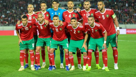 CAN 2019 : 27 Lions  de l'Atlas retenus, dont  Hamdallah