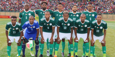 Madagascar : une grande première en Coupe d'Afrique des nations