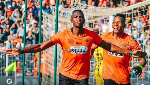 Coupe de la CAF : Berkane fait un grand pas