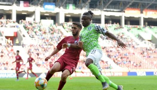 Mondial U20: Qatar  et Arabie Saoudite chutent d'entrée