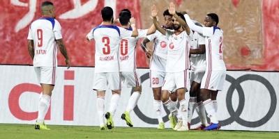 Sharjah SC à trois points du titre de champion des Emirats arabes unis