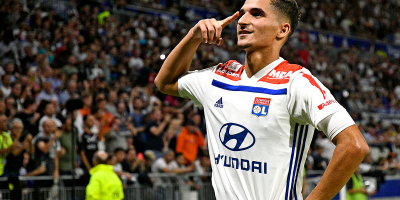Houssem Aouar  ( photo ol.fr)