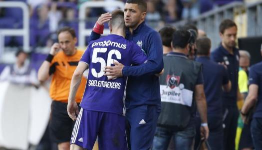 Anderlecht : Belhocine remporte le Classico