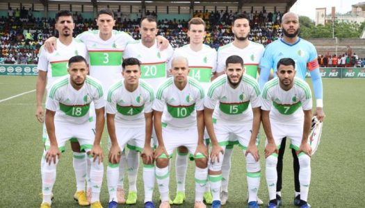 CAN 2019 :  Les 23 Fennecs de Belmadi