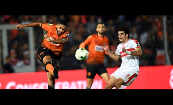 RS Berkane -Zamalek ( photo cafonline.com)