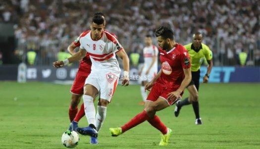 Coupe de la CAF: le Zamalek résiste et va en finale