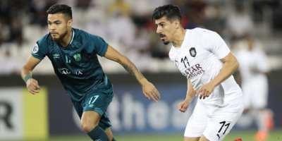 Baghdad Bounedjah et Al Sadd jouent les huitièmes de finale de la LDC (phor afc.com )