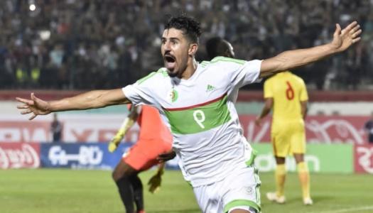 Amicaux :  Algérie et Egypte in, Maroc out