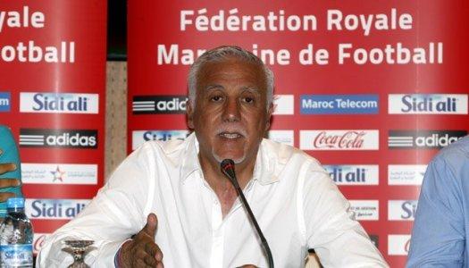 Maroc (DTN)  :  Nasser Larguet défend son bilan