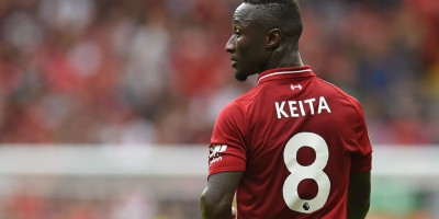 Naby Keïta, Liverpool