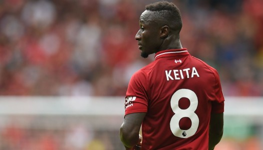 CAN 2019 : le Guinéen Naby Keïta incertain