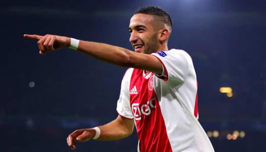 Ajax: Overmars, Ziyech et… Mesut Özil