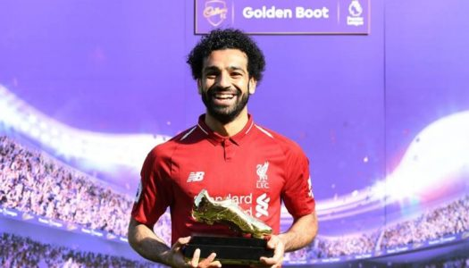 Liverpool : Salah meilleur buteur de la décennie