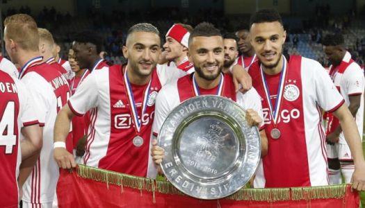 Ajax Amsterdam : Ziyech  sacré roi de la saison