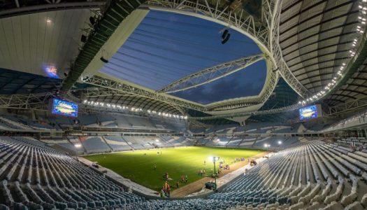 Mondial 2022:  Al Wakrah Stadium est prêt !