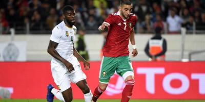 Maroc -Namibie (1-0)