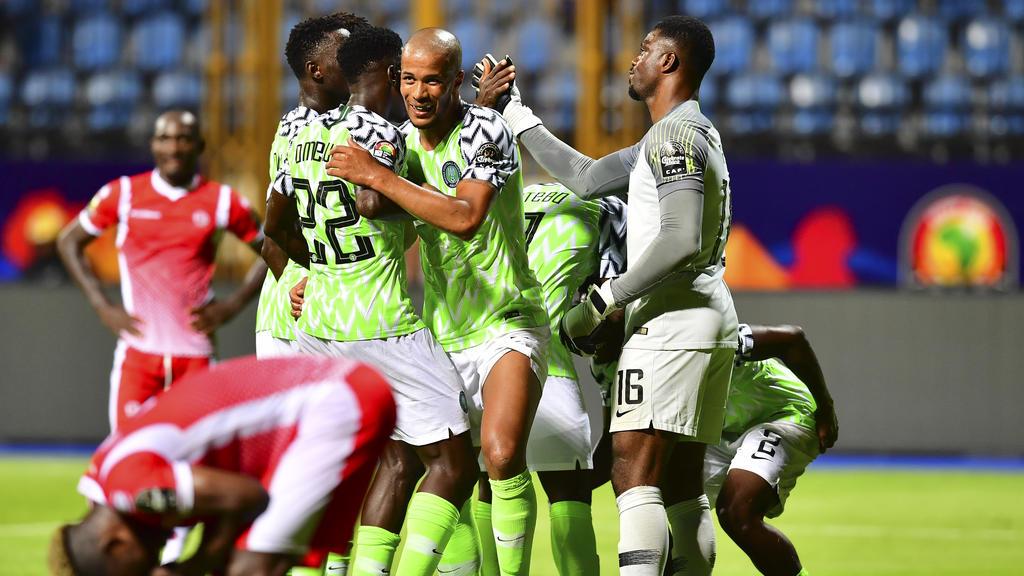 Nigeria, une victoire  et puis c'est tout