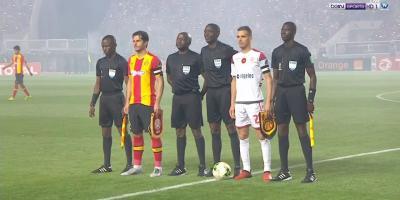 Un finale de LDC  qui restera tristement dans l'histoire du football africain