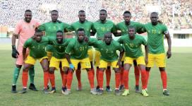 Mauritanie première  à la CAN  (photo ffrim.com)