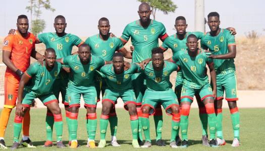 Mauritanie : une défaite avant l'Egypte