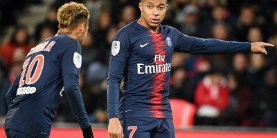 L'éventuel départ de Neymar n'a pas effrayé Nike. Il restera toujours la star du futur, Kylian Mbappé