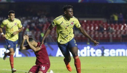 Colombie Qatar : Les champions d'Asie ont  bien résisté