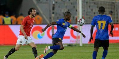 Egypte - Tanzanie, 1-0