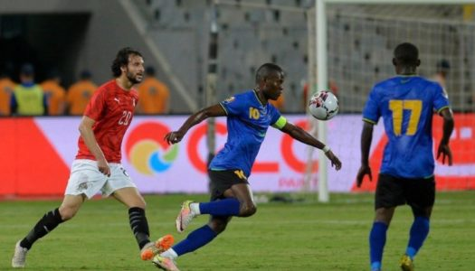 Egypte-Tanzanie  (1-0) : les Pharaons ont pioché