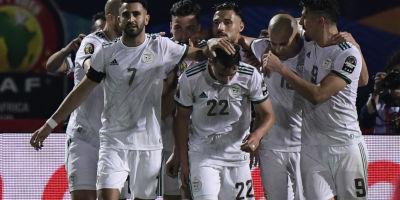 Algérie - Kenya , 2-0