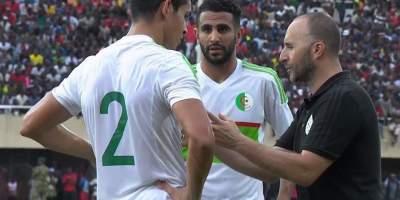 Belmadi très proche de ses joueurs