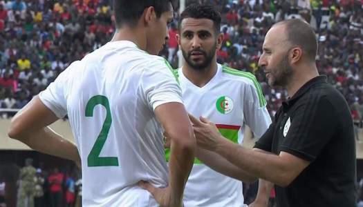 Fennecs : Belmadi est plus Klopp que Mourinho
