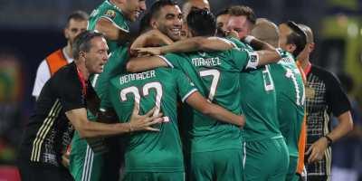 L'Algérie à validé son billet pour les huitièmes de finale (photo cafonline.com)