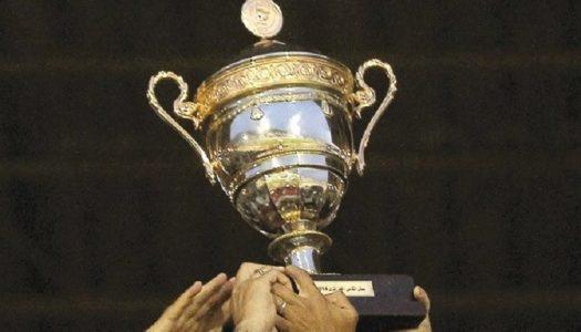 Coupe d'Algérie:  Le CR Belouizdad fait son  grand huit