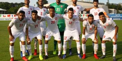 Bahrein U23 au Festival espoirs de Toulon  ( photo festival de Toulon)