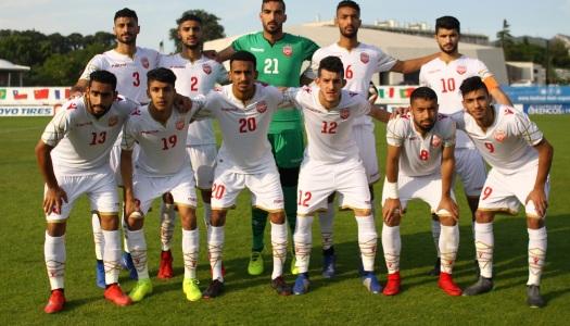 Toulon U23 :  Qatar  et Bahrein battus denrée
