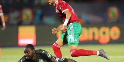 Le Maroc bat la Côte d'Ivoire et v en huitième de finale ( photo cafonline.com)