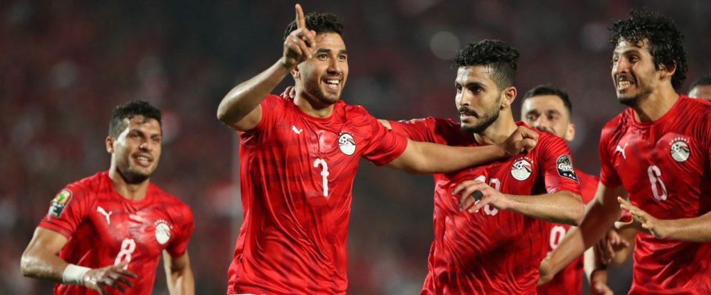 Egypte - Zimbabwe, 1-0